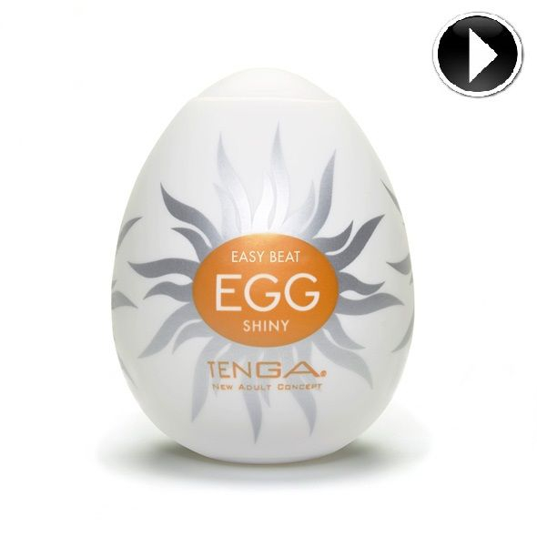TENGA Huevo Masturbador Shiny Dulce Despertar
