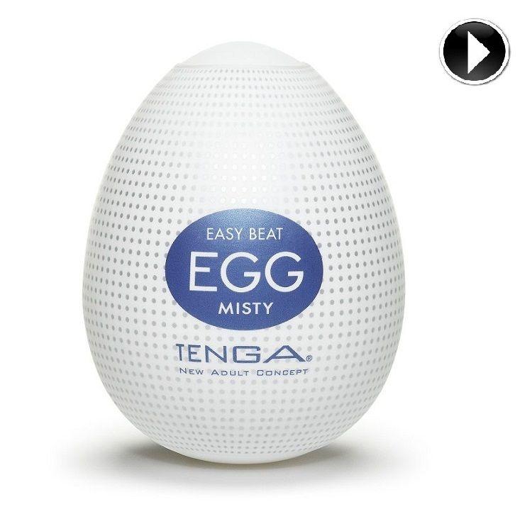 TENGA Huevo Masturbador Misty Orgasmo