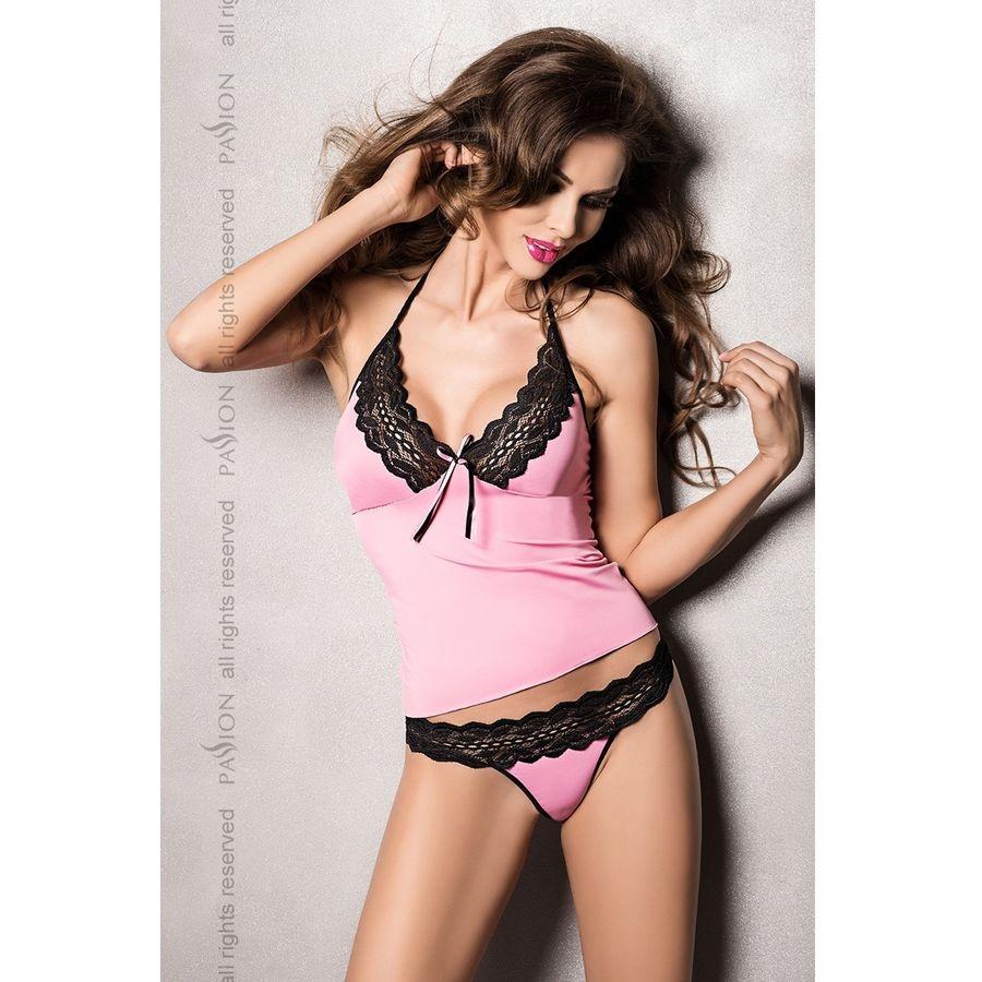 Kalypso 2pc Set Pink By Passion Woman