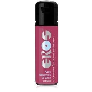 Lubricante Base Agua Mujer 100 ml Eros