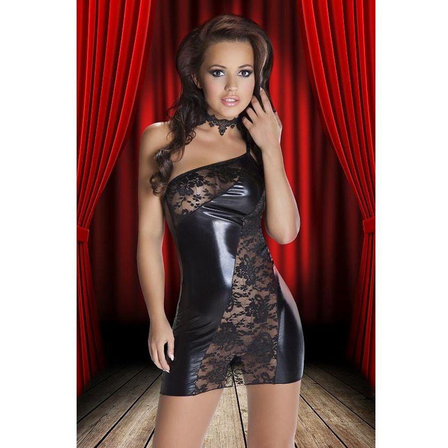 Sila Dress Negro Avanua