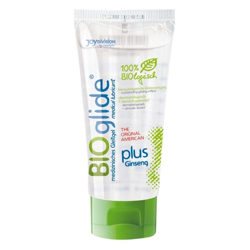 Bioglide Plus Lubricante con Ginseng 100 ml