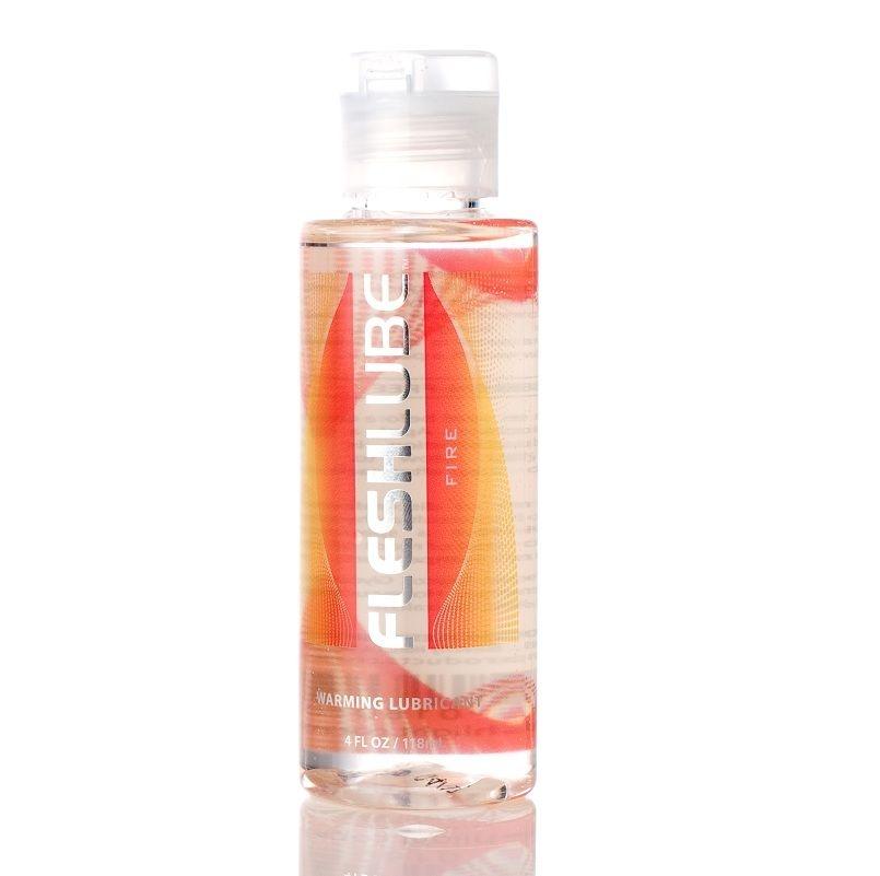 Lubricante Efecto Calor Fleshlube 100 ml