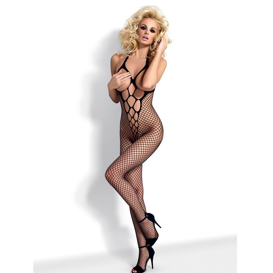 Obsessive Bodystocking Black N106