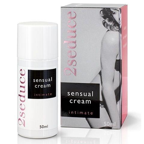 2 Seduce Crema Sensual Intima 50ml