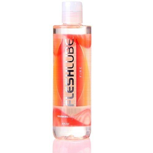 Lubricante Efecto Calor Fleshlube 250 ml