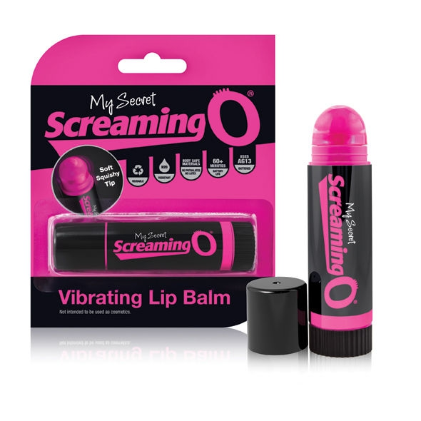 The Screaming O Bálsamo Labial Vibrador