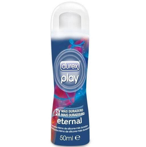Lubricante Durex Play Eternal Efecto Duradero 50ml