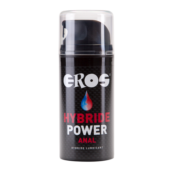 Lubricante Anal Híbrido 100 ml Eros