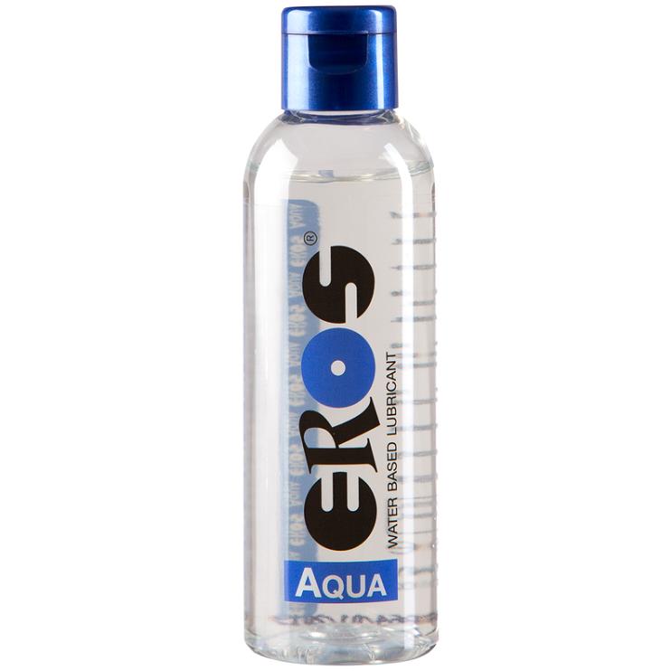 Lubricante Eros Aqua Médico 100ml