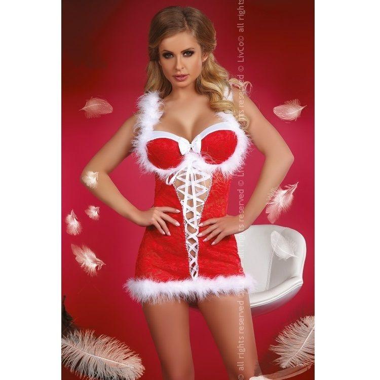 Livco Corsetti Snow Baby Vestido Navidad