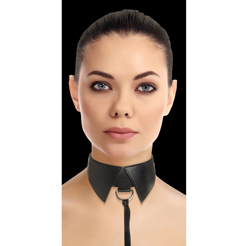 Ouch Collar Clasico Sumision Esclavo