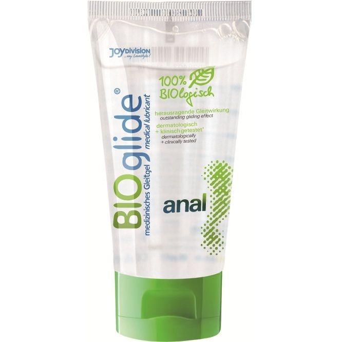 Bioglide Lubricante Anal 80 ml