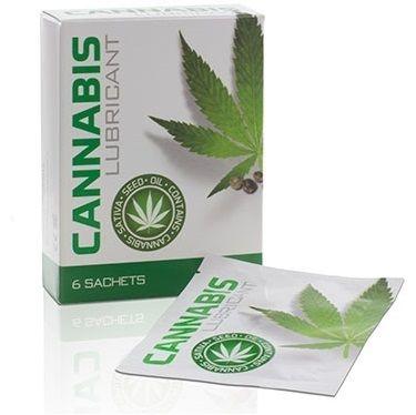 Cobeco Lubricante Cannabis Pack 6 Monodosis