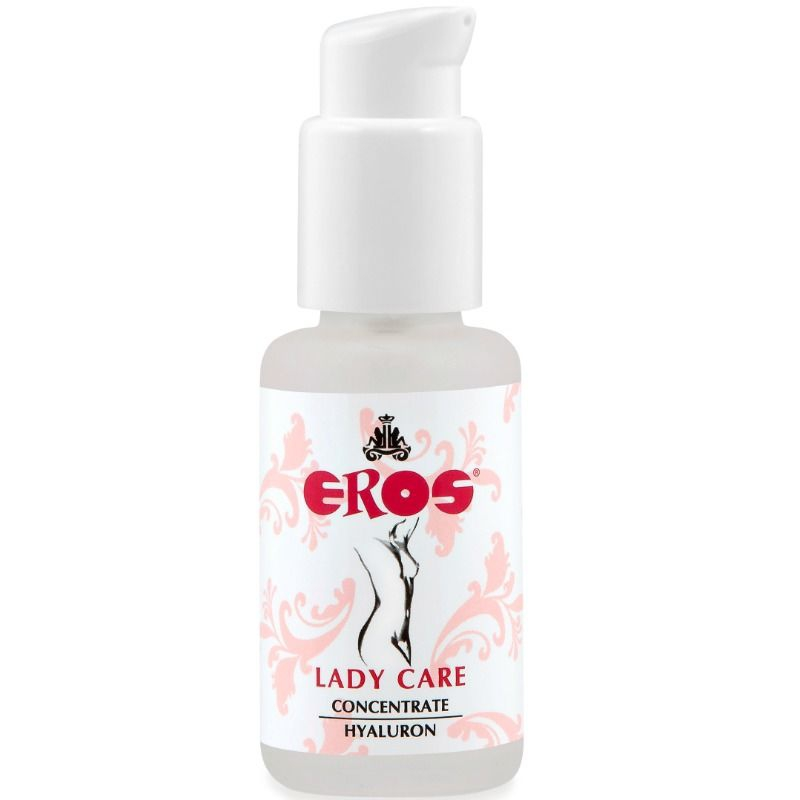 Gel Hidratante Lady Care con Ácido Hialurónico 50 ml Eros