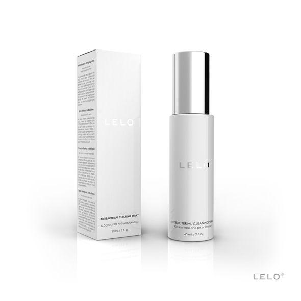 LELO Personal Spray Limpiador Antibacterias de Juguetes 60 ml