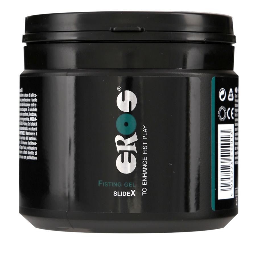Gel Lubricante Superdeslizante Fisting 500 ml Eros