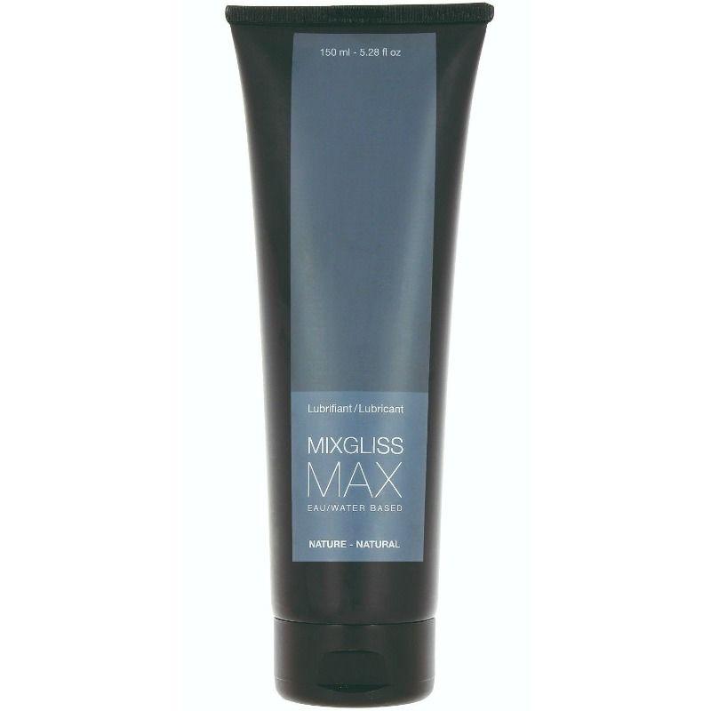Lubricante Agua Max 150 ml Mixgliss