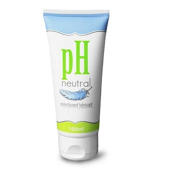 Lubricante Base Agua Ph Neutro 100 ml