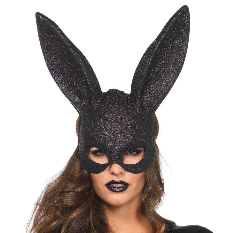 Legavenue Rabbit Mascara con Purpurina