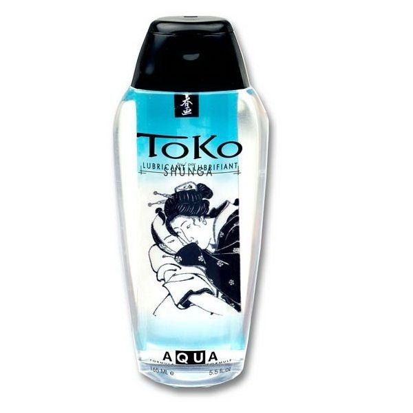 Lubricante Toko Aqua Natural Shunga Vegetal