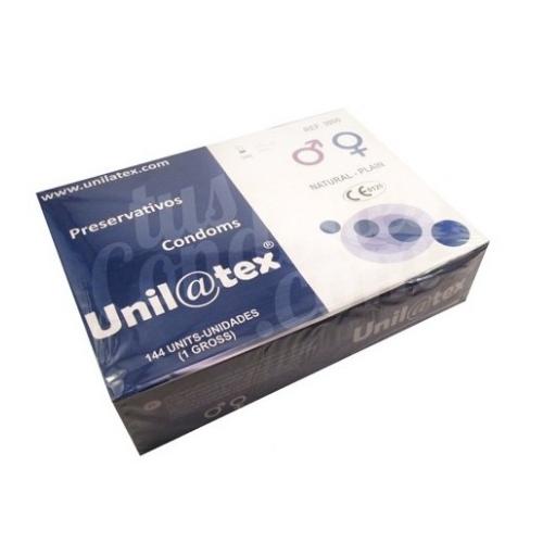 Unilatex Preservativos Naturales 144 Uds