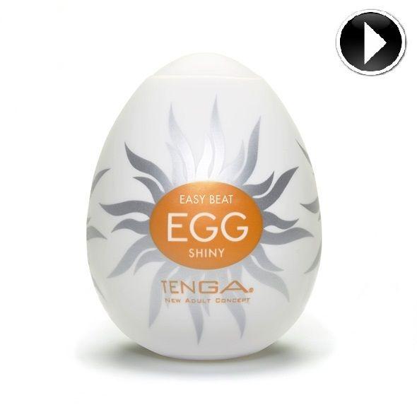 TENGA Huevo Masturbador Shiny Dulce Despertar 3