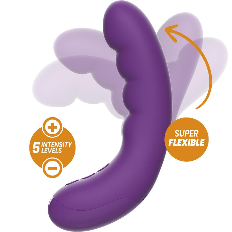 Rewolution Rewocurvy Vibrador Flexible Recargable 1