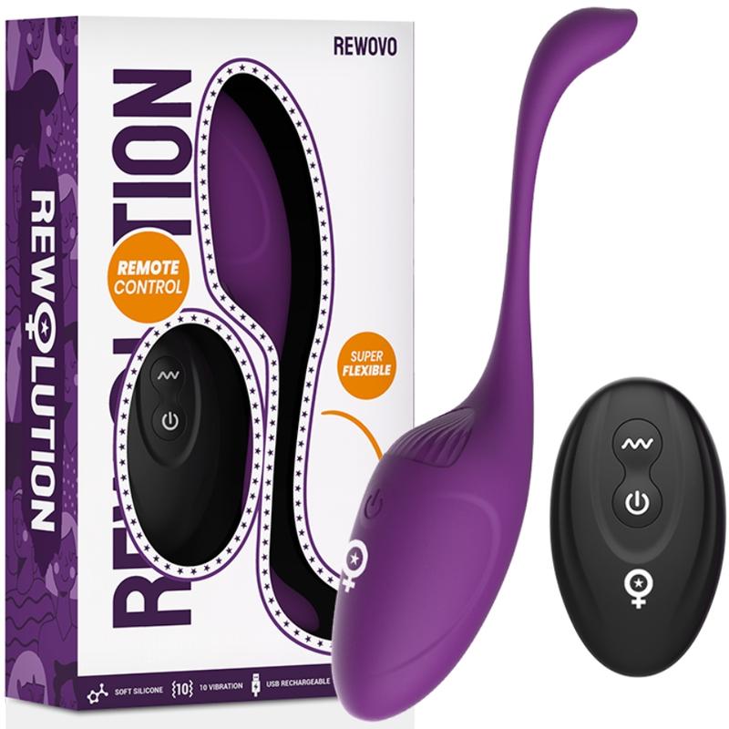 Rewolution Rewovo Huevo Vibrador Control Remoto 2