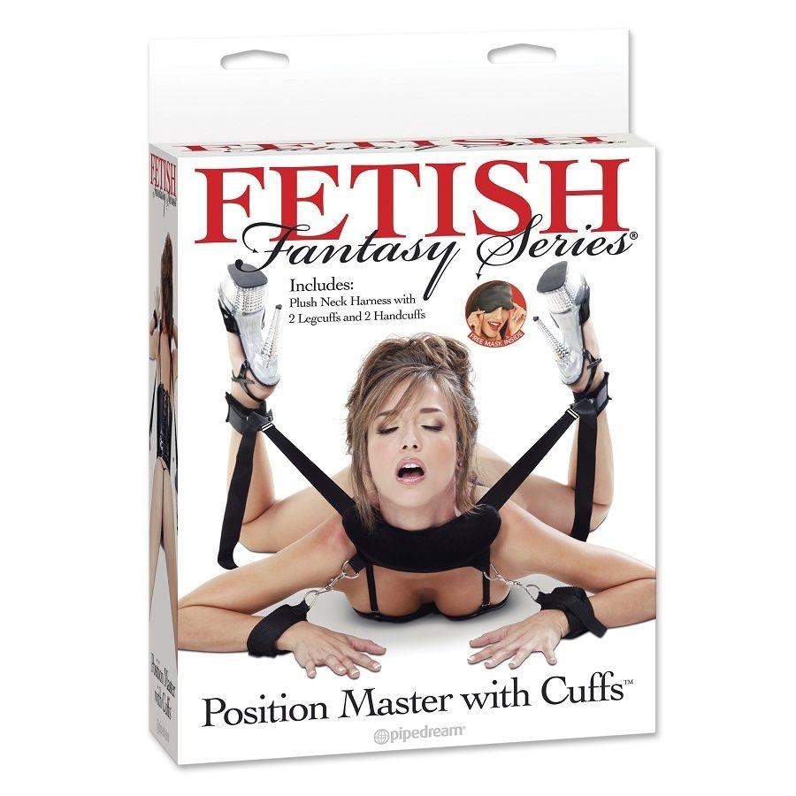 Fetish Fantasy Posicion Master con Esposas 1