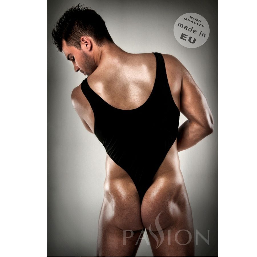 Body Negro 010 Thong Men By Passion Lingerie 2