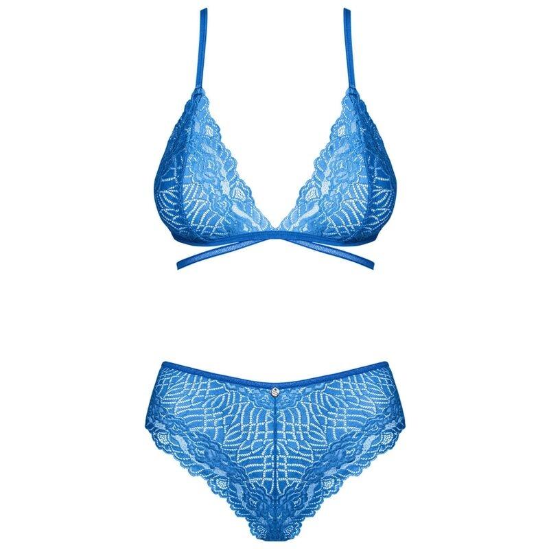 Obsessive - Bluellia Set Dos Piezas L/XL 3