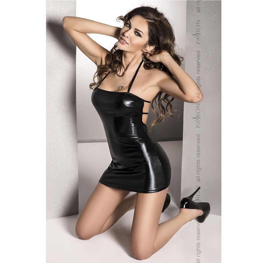 Vestido Negro Beltis By Passsion 1