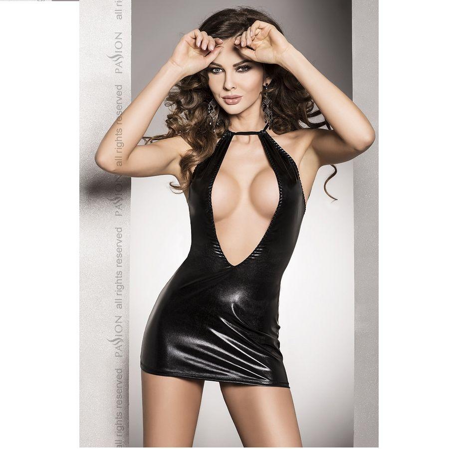 Femi Vestido Negro By Passio Woman 1