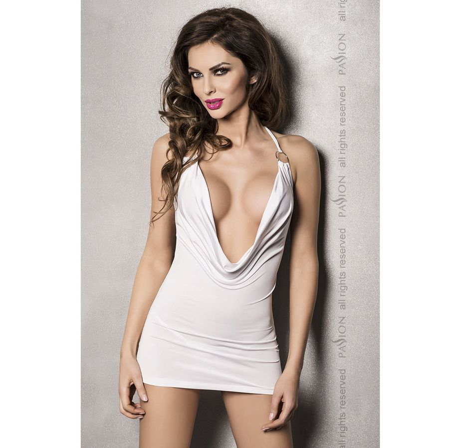 Miracle Vestido Blanco By Passion Woman 1