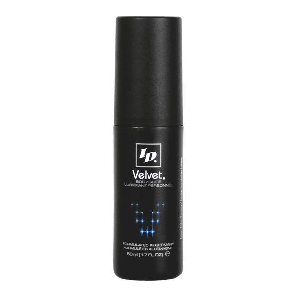 Id Velvet Premium Lubricante Silicona 50ml 1