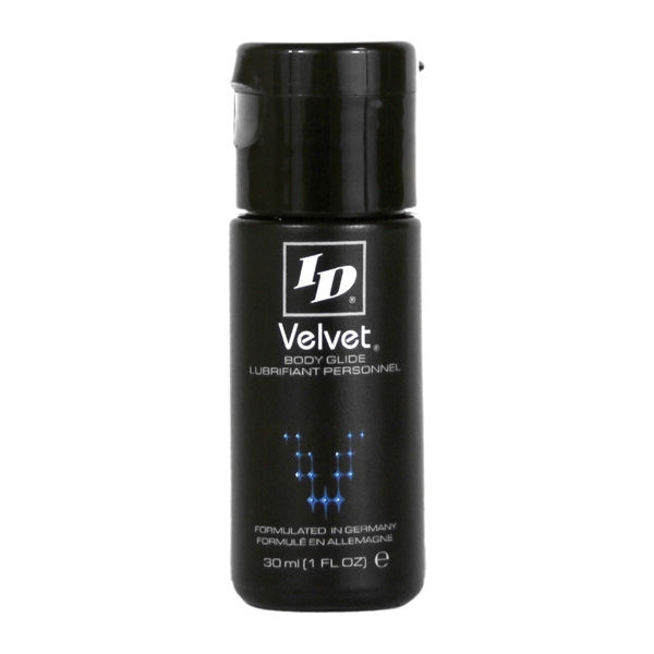 Id Velvet Premium Lubricante Silicona 30ml 1