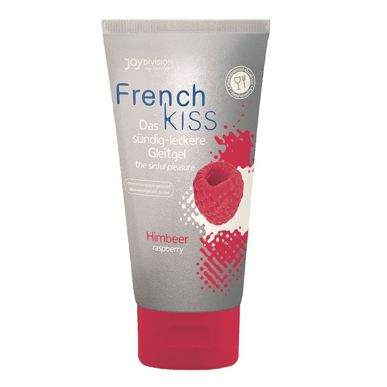 French Kiss Gel para Sexo Oral Frambuesa 1