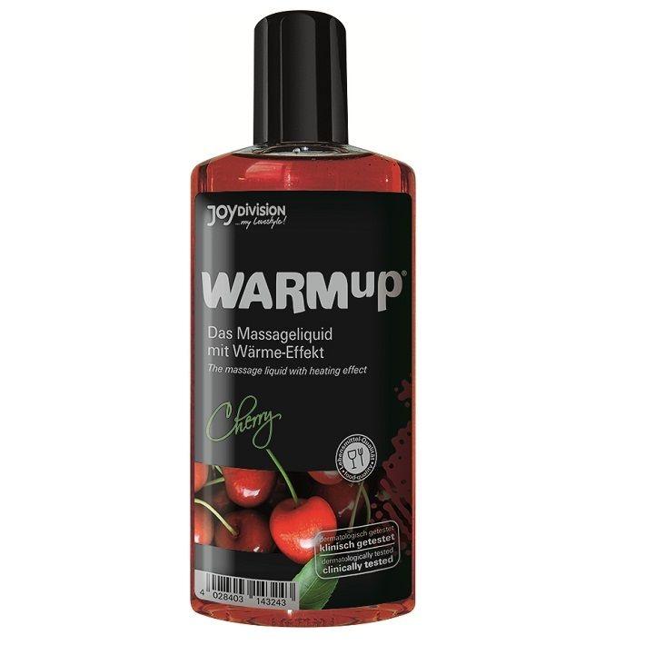 Aceite de Masaje Efecto Calor Cereza 150ml 1