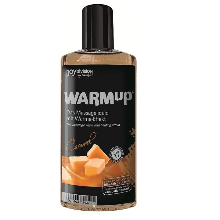 Aceite de Masaje Efecto Calor Caramelo 150ml 1