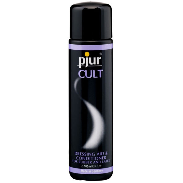 Pjur Cult para Latex 100 ml 1