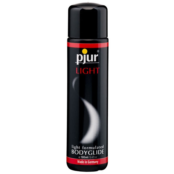 Pjur Light Lubricante Silicona 100 ml 1