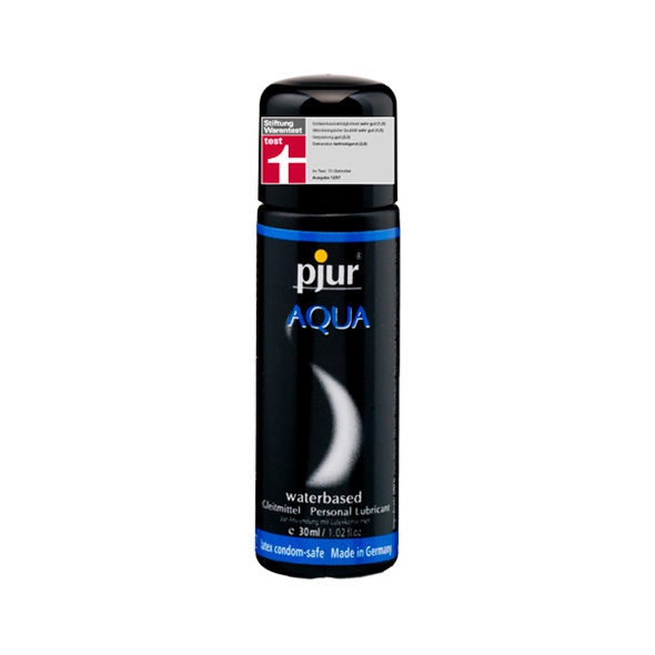 Pjur Basic Lubricante Base Agua 30 ml 1