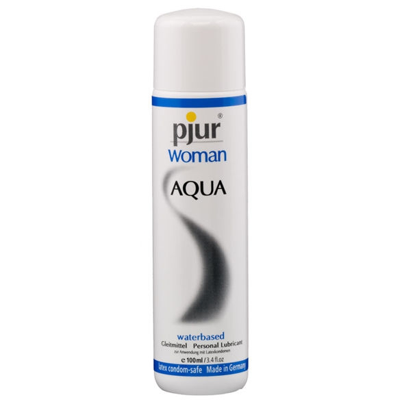 Pjur Woman Aqua Waterbased 100 ml 1