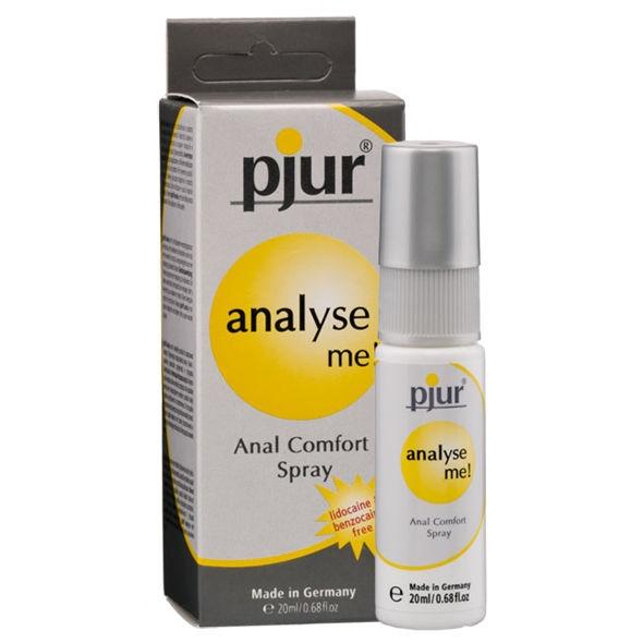 Pjur Analyse Me! Anal Comfort Spray 1