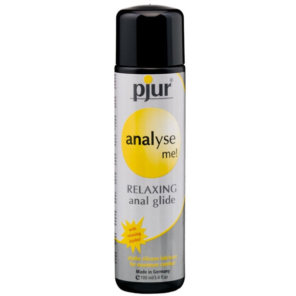 Pjur Analyse Me Gel Relajante Anal 100 ml 1