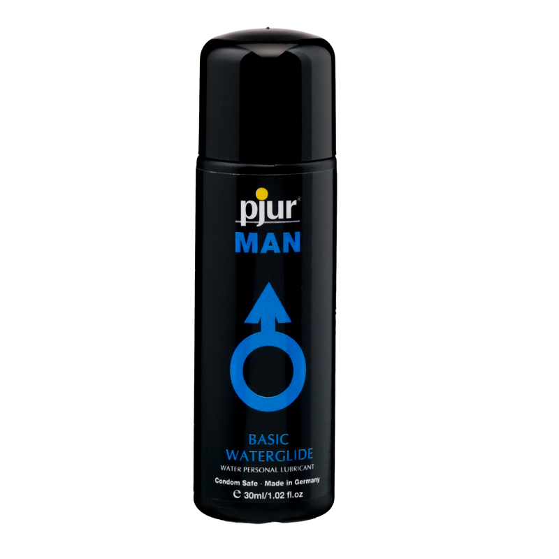 Pjur Man Basic Lubricante Base Agua 30 ml 1