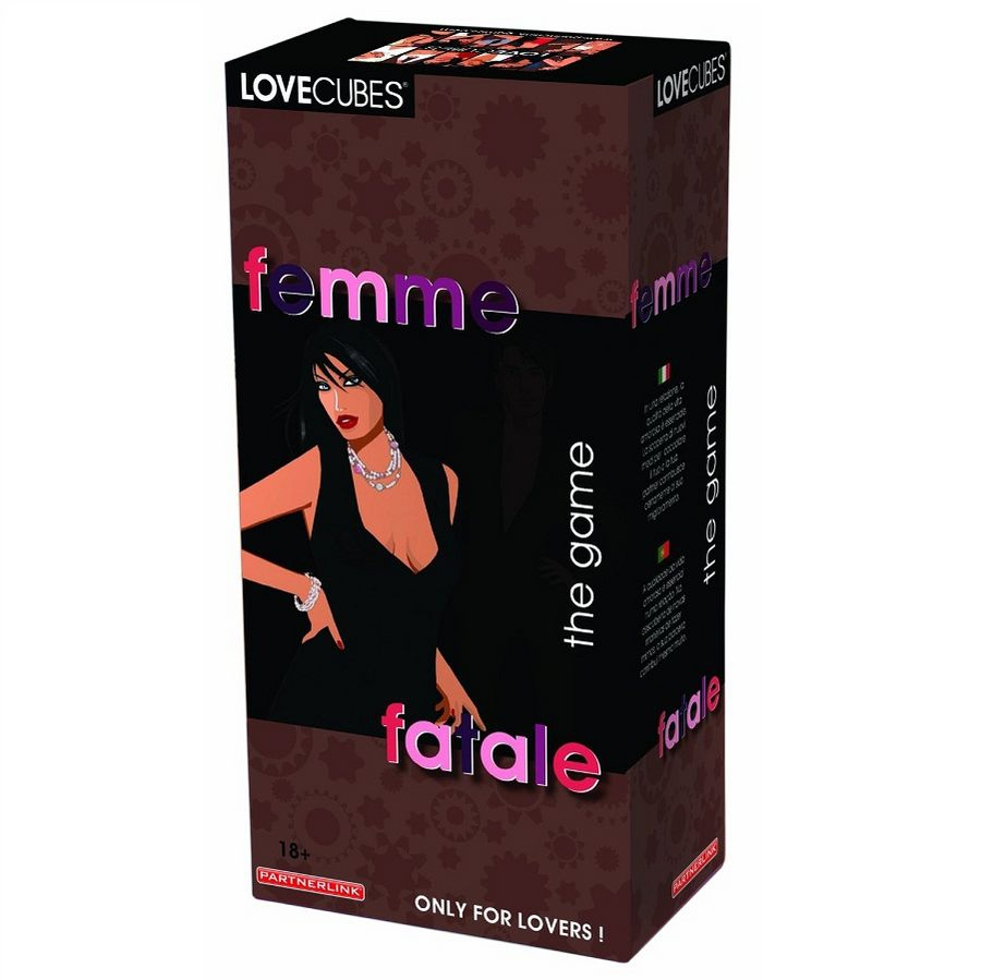 Love Cubes Juego Femme Fatale 1