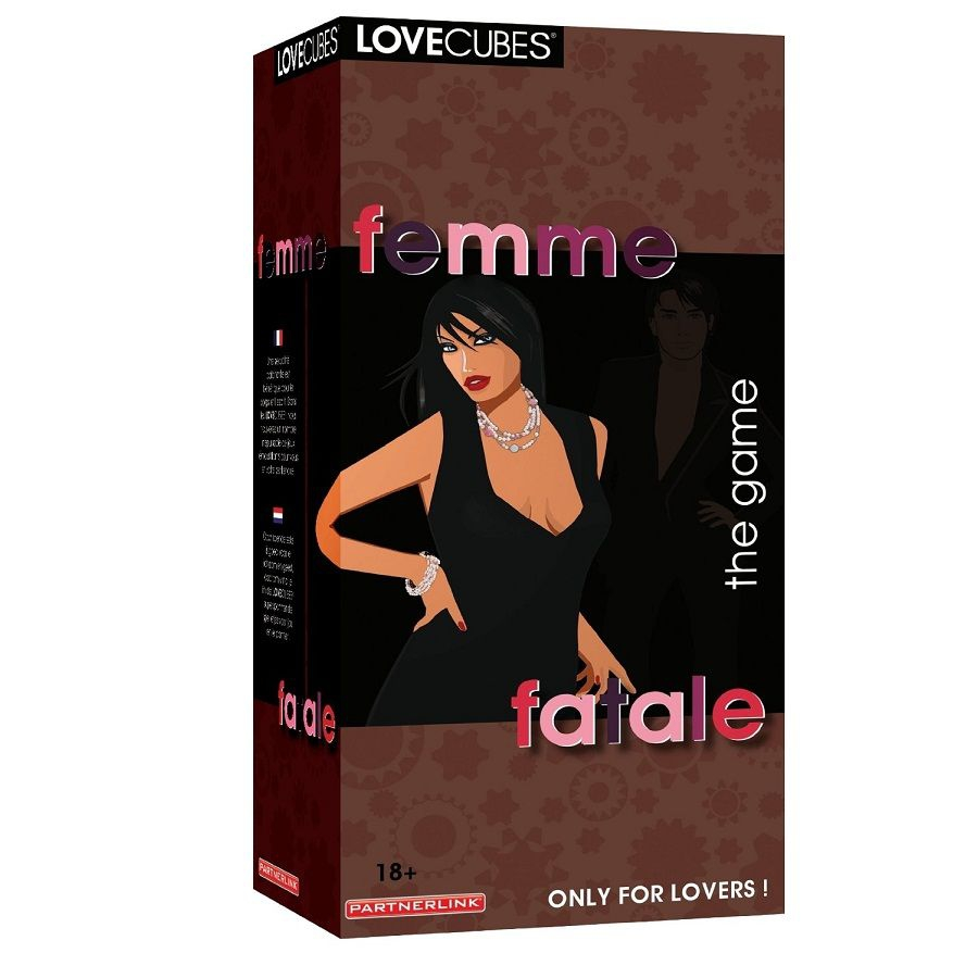 Love Cubes Juego Femme Fatale 2