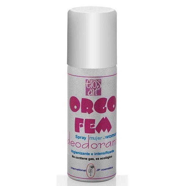 Desodorante íntimo con Feromonas para Mujer 1